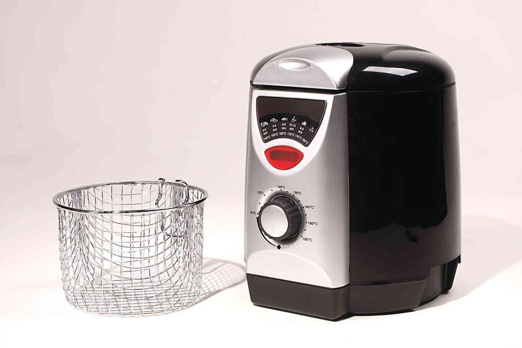 Température de cuisson d'une machine de friture